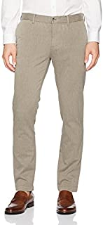 J.Lindeberg Men's Chaze Flannel Pant Casual