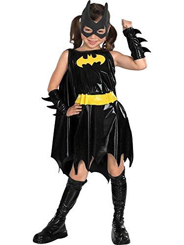Deluxe Batgirl - Super Heroes - Childrens Disfraz - Pequeño - 117cm