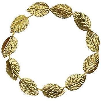 Roman Laurel Headband Hat for Ancient Greek Fancy Dress Accessory