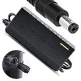 joyvio Cargador de 12 V, Cable de Carga, Fuente de alimentación para Ra.zor Power Core E90, ePunk,...