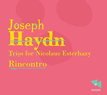 Haydn: Trios for Nicolaus Esterhazy