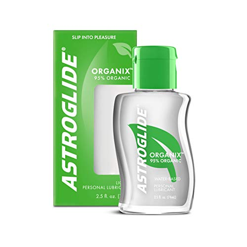 Astroglide Liquid (Organix, 74ml (2.5oz))