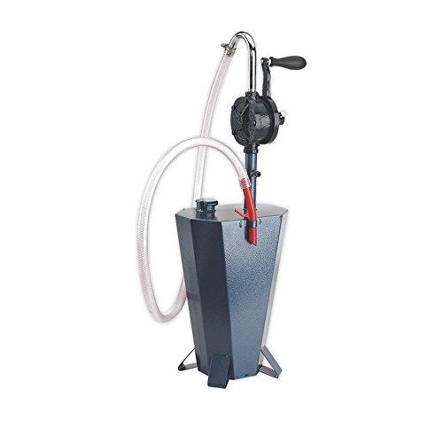 Sealey Tp70 Gear Pompe à huile avec réservoir en acier, 10.5 litre