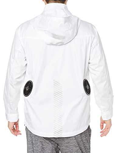 [アシックス] トレ-ニングウェア 空調服 AIR CONDITION WEAR 2033B042 100(ブリリアントホワイト) XL