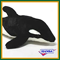 HANSA ハンサ ぬいぐるみ 5024 シャチ 53 ORCA