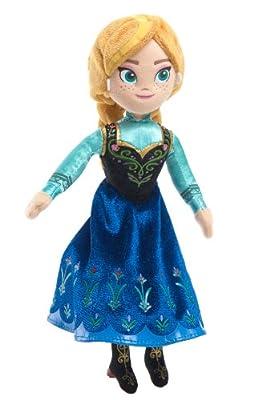 Disney Frozen Anna Talking Bean Plush