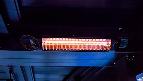 Veito 20131018 Carbon Infrared Heater Blade S, 2500 W, schwarz - 5