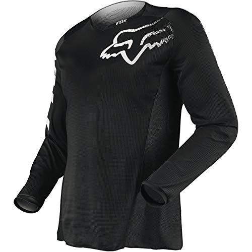 Fox Jersey Blackout Schwarz Gr. M
