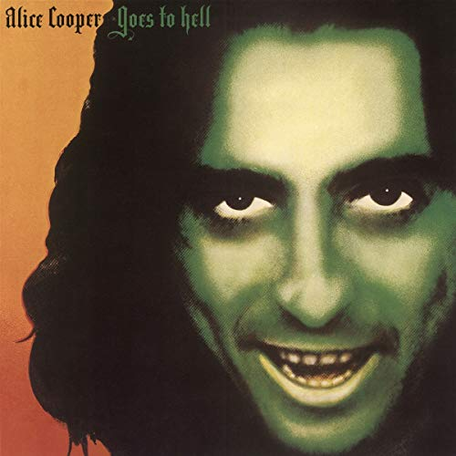 Alice Cooper Goes to Hell [Vinyl LP]