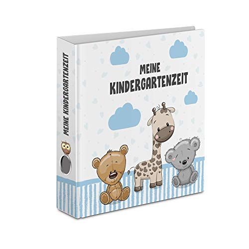 Kindergarten Ordner'Meine...