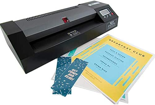 TruLam Indefinitely Office Laminator Thermal Finally resale start Cold Pouch Width 12.5