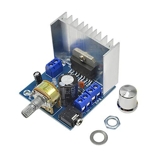 TDA7297 Mini Amplificatore Digitale, 15 W+15 W Dual Channel Audio Board DC 12 V Titolo Articolo,AC/DC 9 V-15 V/12 V 15 W+15 W TDA7297 Versione B Amplificatore Scheda Modulo