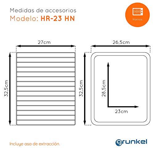 Grunkel HR-23 Silver