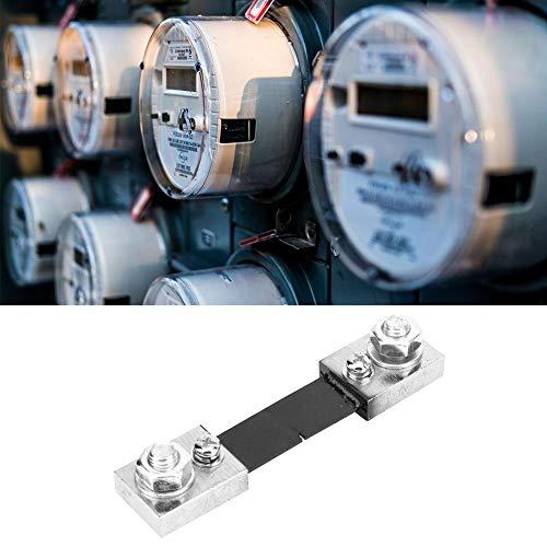 Genauigkeit Amperemeter Shunt, AMP Shunt Widerstand, für Amperemeter, Shunt Widerstand Analog Meter(100A)