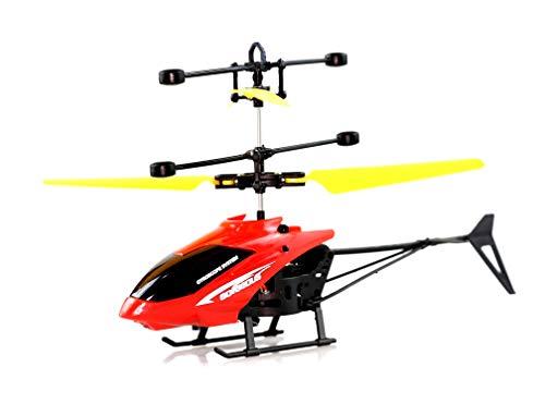 Volando helicóptero rojo fácilmente controlar de movimiento de control de gestos.Fácilmente A Moscas.Un Tecnología Super regalo para todos los frikis.CRÉDITO regalo de Navidad.De Helicopter, Mini dron