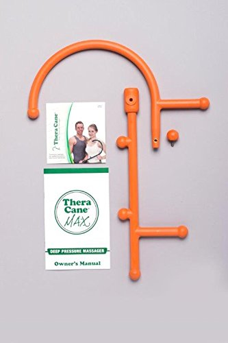 Thera Cane Orange MAX: Trigger Point Massager