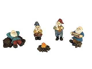 Mini Gnomes GlitZGlam Happy Gnomes Camp Miniature