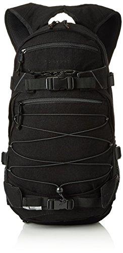 FORVERT Felt Louis Backpack, Black, OneSize