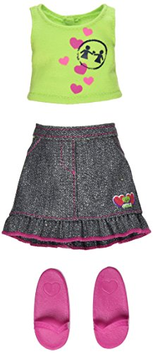 Hearts for Hearts Girls Share Your Heart Skirt and Tank Set