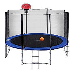 Exacme 10 Foot Trampoline with Intra Enclosure