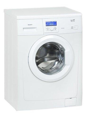 Exquisit WA 6014 Waschmaschine Frontlader/A / 1400 rpm / 6 kilograms
