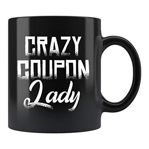 Cupón de regalo para dama, taza de cupón, regalo de cazador de...