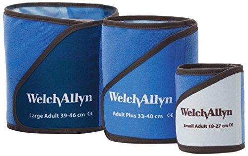 Welch Allyn 101342 Ambulante bloeddrukmanchet, 33 cm-40 cm, herbruikbare mouwstijl, volwassenen plus