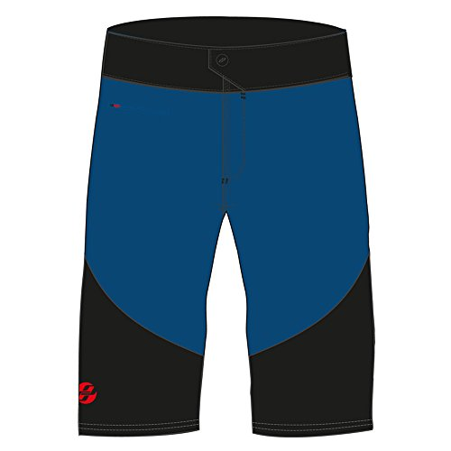 Ghost All Mountain Bike Shorts Blue/Black (M)