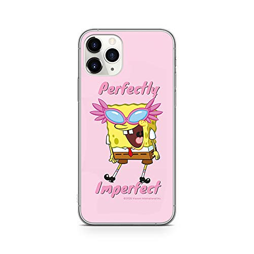 Original Spongebob Handyhülle Spongebob 009 iPhone 11 PRO MAX Phone Case Cover
