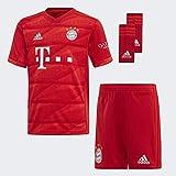 adidas Performance Kinder Fußball-Set Trikot, Shorts und Socken FC Bayern München...