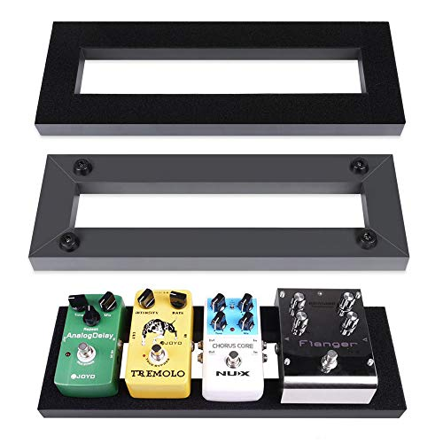Mr.Power Pedalboard Made By Aluminium Alloy 15.7