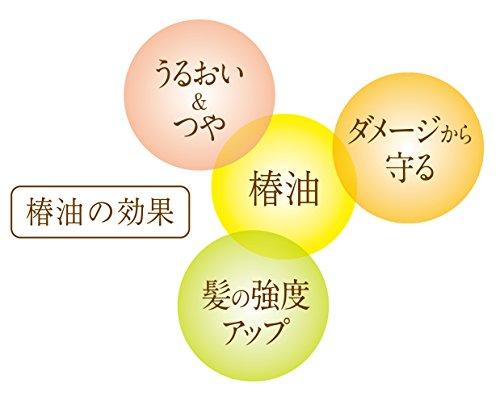 大島椿ヘアクリームしっとり160g(髪の量が多い方髪が太い方)