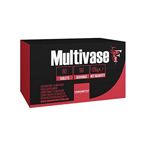 Yamamoto Nutrition Multivase, 90 Tablets, 200 g