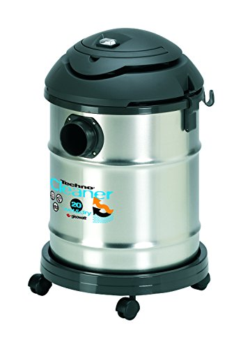 Gisowatt TECHNOCLEANER 20 X Aspira-Tutto Wet & Dry Inox, 20 Litri