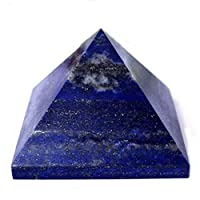 天然石青金石ピラミッド ラピスラズリピラミッド 瞑想 神秘パワーストーン 睡眠推進