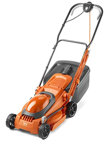 Flymo EasiMow 380R Electric Rotary Lawn Mower - 38 cm Cutting Width, 45...