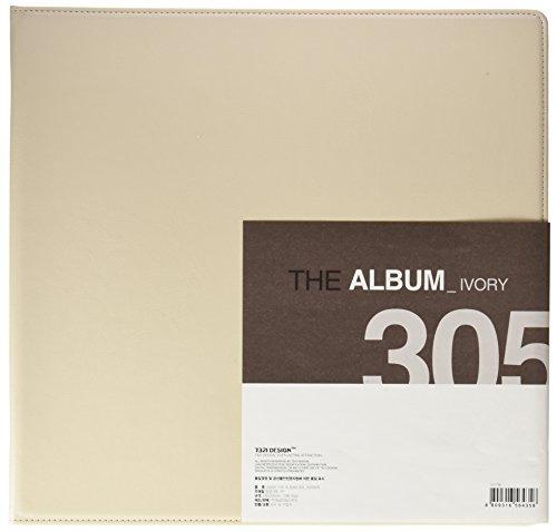 7321Design 12656–Album di foto, colore: Ivory