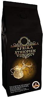 Koffiespecialiteit uit Afrika - Ethiopië - Koffie uit het land van herkomst van de koffie (hele boon, 1000 gram) - Landeli...