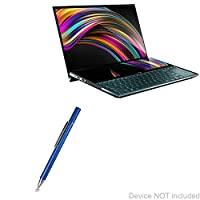 ASUS ZenBook Pro Duo (UX581GV) スタイラスペン BoxWave [FineTouch Capacitive Stylus] 超精密スタイラスペン ASUS ZenBook Pro Duo(UX581GV) - ルナブルー