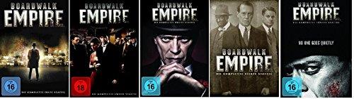 Boardwalk Empire - Season/Staffel 1+2+3+4+5 (1-5) * DVD Set / Komplette Serie