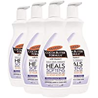 4-Pack Palmer's Cocoa Butter Formula Daily Skin Therapy Body Lotion