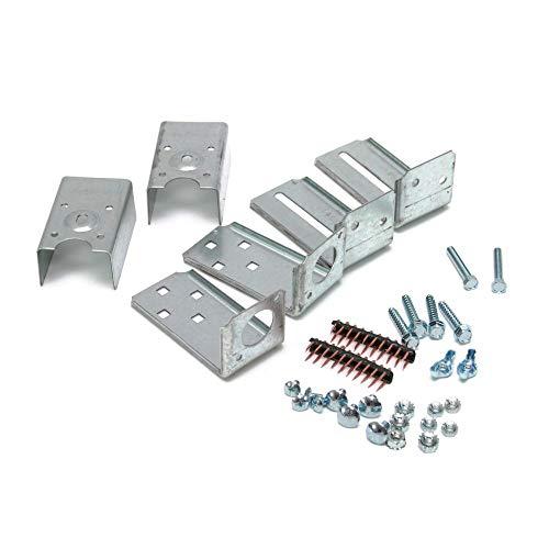 Chamberlain 41A6569 Garage Door Opener Safety Sensor Bracket Kit Genuine Original Equipment Manufacturer (OEM) Part