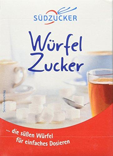 Südzucker Würfelzucker, 10er Pack (10x 500 g)