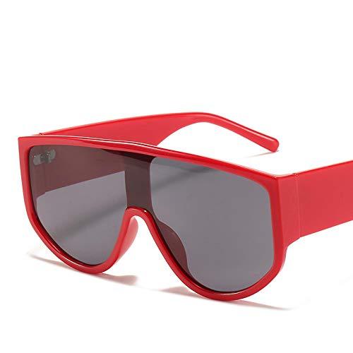 Gafas De Sol para Mujer Gafas De Gran Tamaño Vintage Hombres Personalidad Diseñador De Lujo Tendencia Gafas De Sol Retro Hombre 3