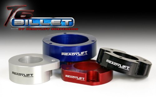 Readylift T6-2055B 2' Leveling Kit for Ford F150 Raptor SVT, blue, For Tires Up to 35'