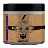 SOFTEN & CONDITION YOUR BEARD: Our beard softener contains a unique blend of natural butters that extremely beneficial for your beard. Mango Butter is emollient, highly moisturizing, and very nourishing. It helps in conditioning & hydrating your bear...