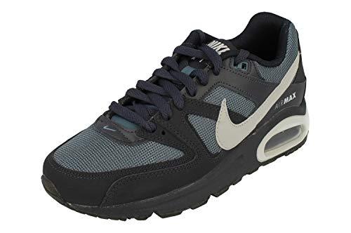 Nike Air Max Command Herren Laufschuhe, Blau (Dark Obsidian/Wolf Grey/New Slate/Wolf Grey), 42.5