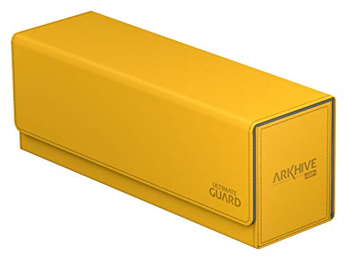 Price comparison product image Ultimate Guard Arkhive 400+ XenoSkin Amber