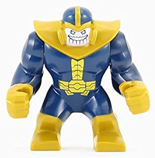 LEGO Marvel Avengers Super Heroes Thanos Big Minifigure Mini Fig by Latonya C. Hall Super Sale Shop