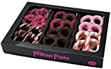 Gift Basket Box of Chocolate Covered Pretzels - Perfect for Corporate, Holiday, Fathers Day, Mothers...